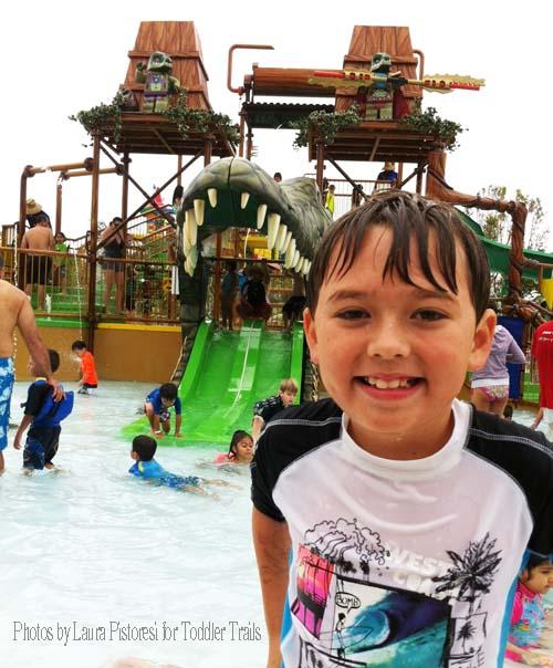 Legoland Chima Water Park Craggers Swamp