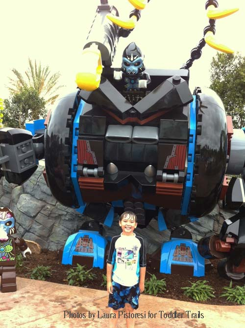 Legoland Chima Water Park Fun