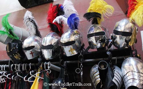 Medieval Times Costumes