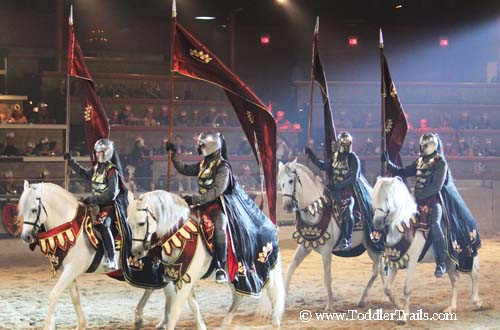 Medieval Times Soldiers