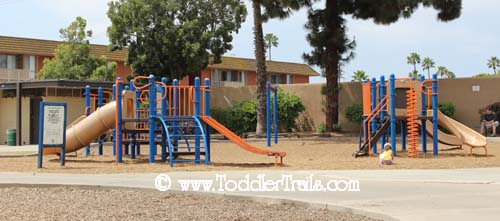 Sage Park Play Structures
