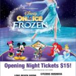 Disney On Ice Frozen Discounts