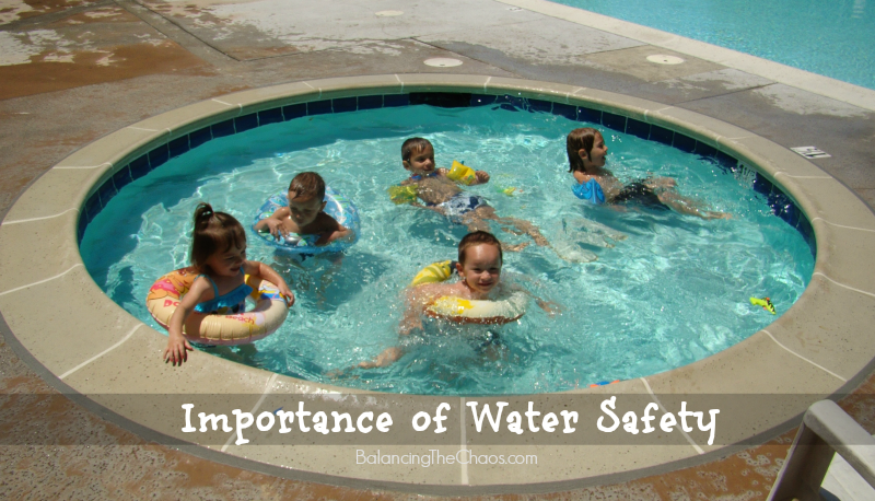 Importance of Water Safety