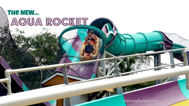 Raging Waters Aqua Rocket