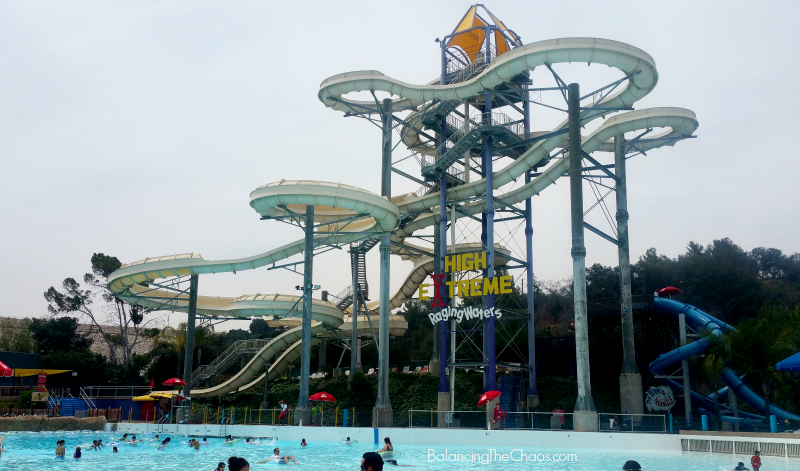 Raging Waters High Extreme