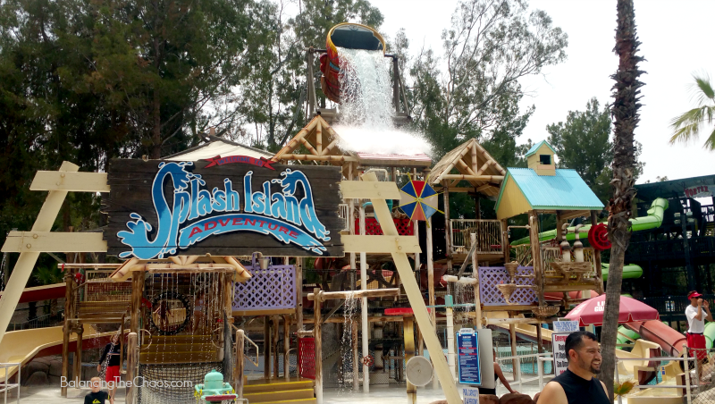 Raging Waters Splash Island Adventure