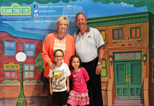 Sesame Street Live Grandparents