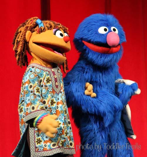 Sesame Street Live Grover