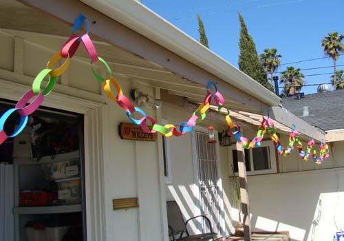 Yo Gabba Gabba Chain Decorations