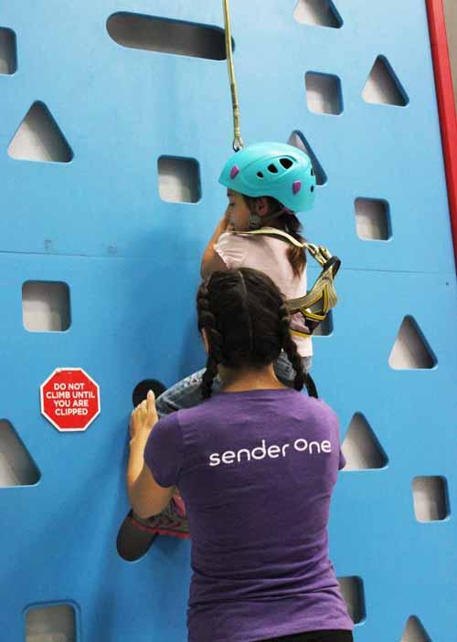Funtopia Climbing Walls