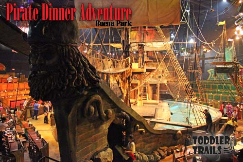 Pirate Dinner Adventure