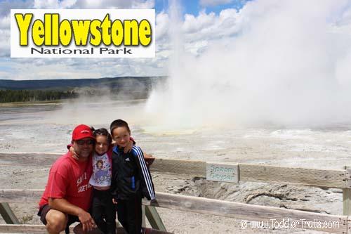 Yellowstone Spasm Gyser