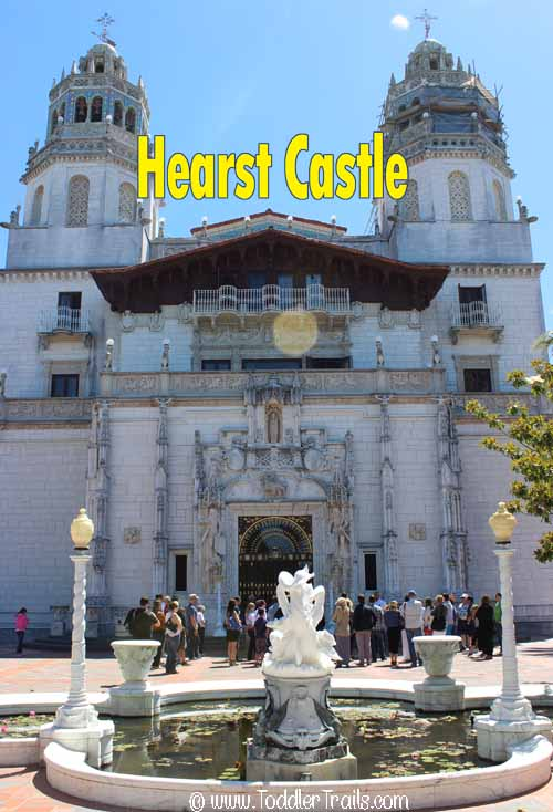 Hearst Castle, Touring Hearst Castle, Hearst Family Treasures