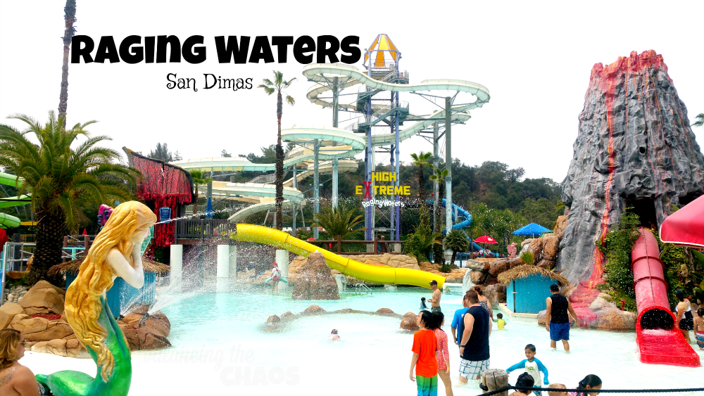 Raging Waters San Dimas High Extreme