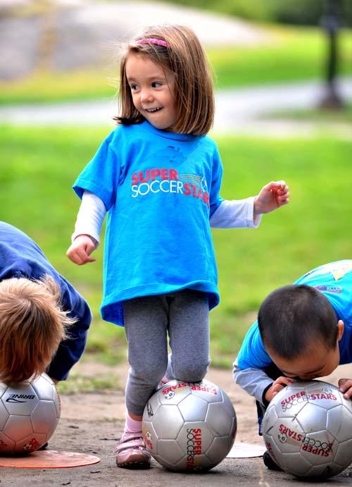 Super Soccer Stars, toddler soccer, boys and girls soccer
