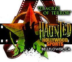 Hollywood Haunted Sports, Kill houses, halloween, zombies