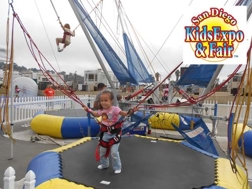 San Diego Kids Expo & Fair, Family Fun, Kids Carnival