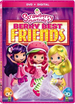 Strawberry Shortcake Berry Best Friends