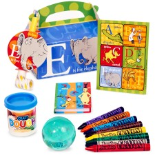 Dr Seuss Favor Box, Birthday Express