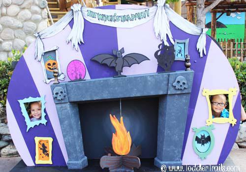 Camp Spooky, Not So Scary Halloween, Spooky Family Photos