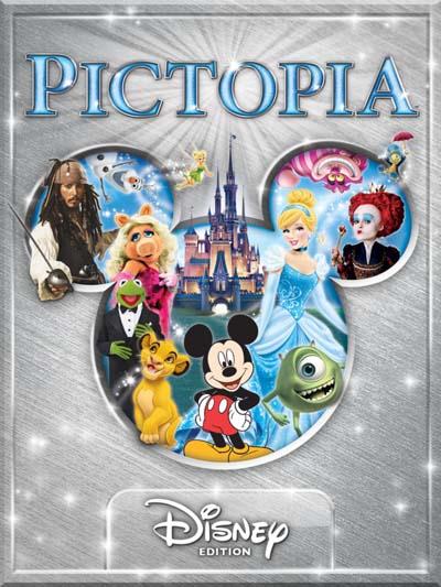 Disney Pictopia, Disney Trivia