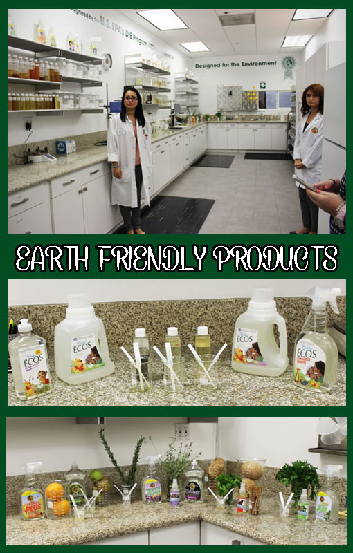 Earth-Friendly-Products-Lab