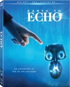 Earth To Echo, Blu-ray DVD