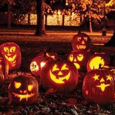 Pumpkin Glow, Irvine, Pavillion Park