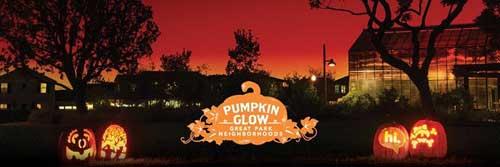 Pumpkin Glow, Pavillion Park, Irvine