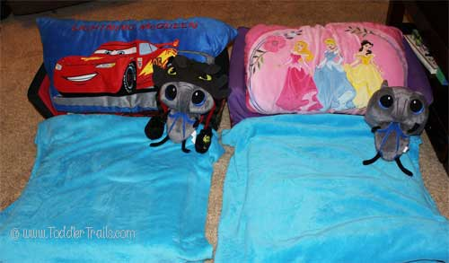 Dragons 2 Movie Night Dragon Beds