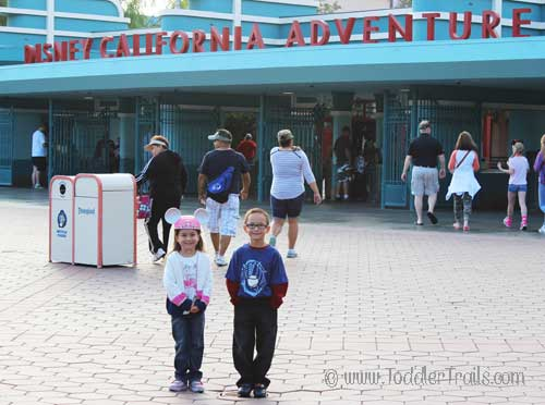 Gymboree Playdate, Disney's California Adventure