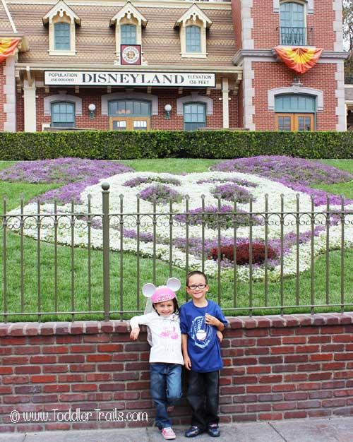 Gymboree Playdate, Disneyland, Anaheim, CA Southern California
