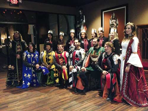 Medieval Times, Tournament of Roses, Rose Queen