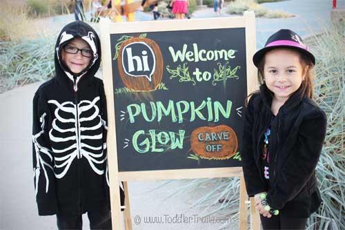Pumpkin Glow, Irvine
