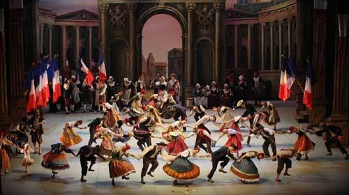 Segerstrom Center Mikhailovsky Ballet