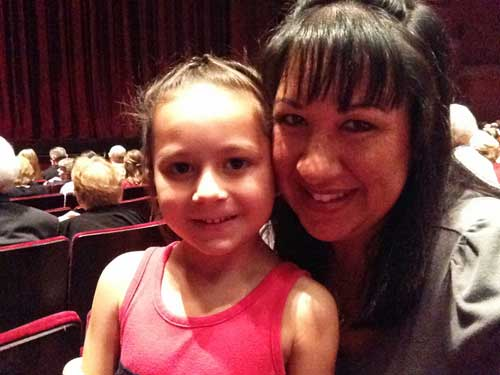 Segerstrom Center, Ballet Selfie