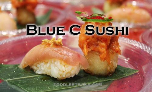 Blue C Fish, Orange County Restaurant Week