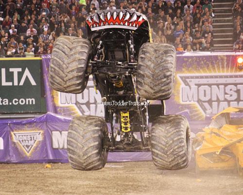 Monster Jam, Hot Wheels
