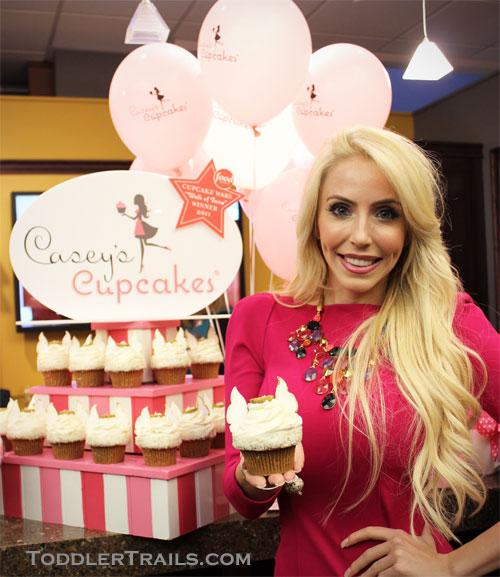 Casey's Cupcakes, Orange County Restaurant Week