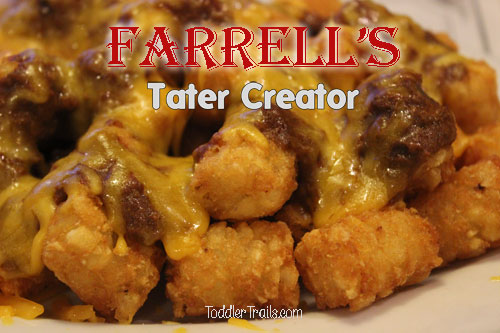 Farrell's Tater Creator, Farrell's Ice Cream Parlour
