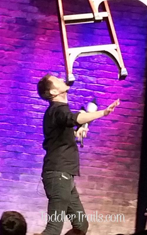 Ron Pearson, Improv Comedy, Irvine Improv, Laugh Fest, Family Friendly Show