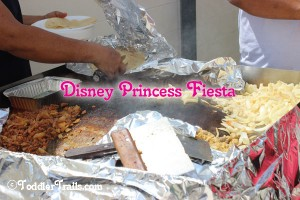 Disney Princess Fiesta,