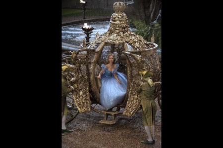Disney's Cinderella Carriage, Pumpkin Carriage