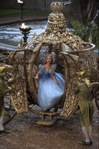 Cinderella Carriage, Disney