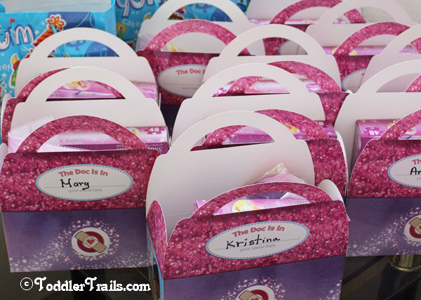 Disneyside Party Favors