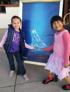 Toddler Trails Girls, Cinderella Viewing