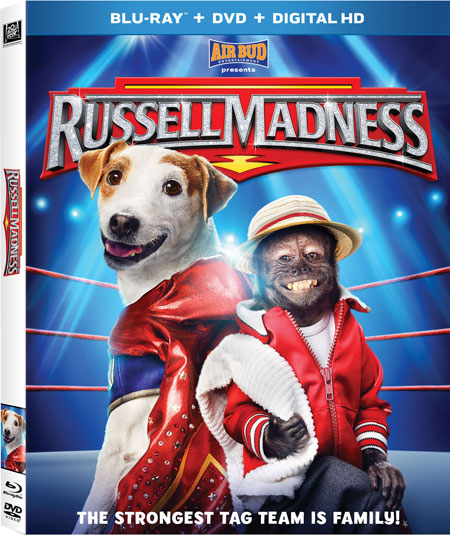 Russell Madness BluRay