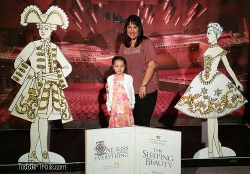 Segerstrom Center For The Arts, Sleeping Beauty, Photo Station