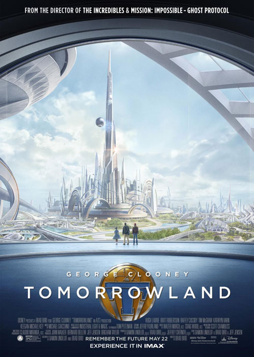 Walt Disney Pictures Tomorrowland
