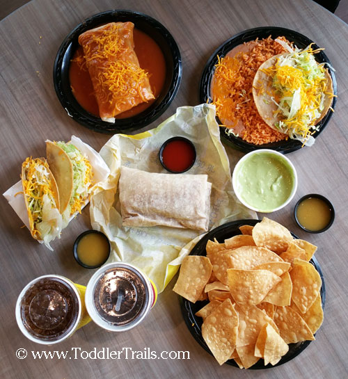 Miguel's Jr Tustin Menu, Authentic Mexican Food